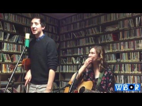 Live on WBOR  -  Miranda Hall and Julian Andrews