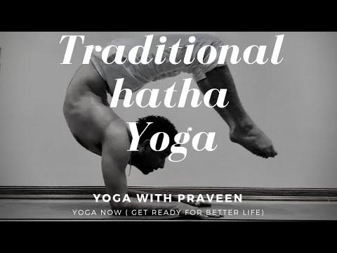 traditional yogahatha yogamorning yogaintensivemaster