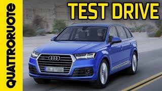 Audi Q7 3.0 TDI 2015 Test Drive