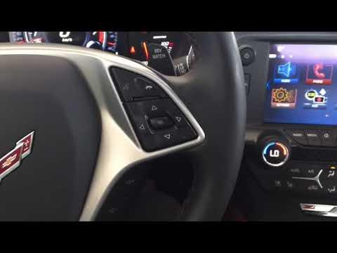Chevrolet Corvette Z NAV, HEADS UP DISPLAY, SUPERCHARGED