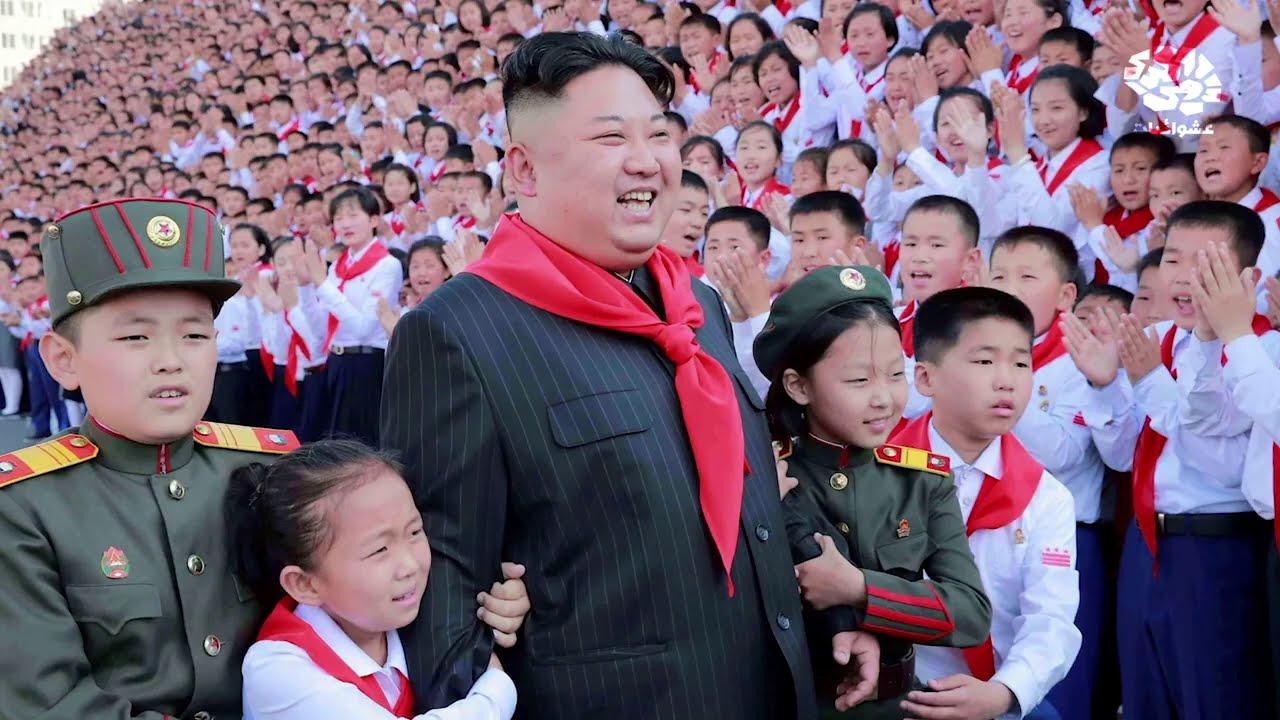 شاهد غرابة مدارس كوريا الشمالية ، لن تصدق!!!