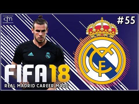 FIFA 18 Real Madrid Career Mode: Away Lawan Juventus Di Allianz Stadium #55 (Bahasa Indonesia)