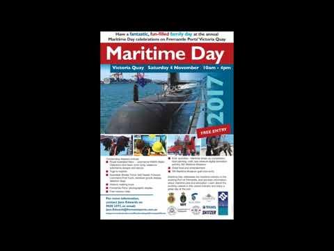 Fremantle Port Maritime Day Radio Adverts