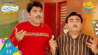 Taarak Mehta Ka Ooltah Chashmah - Episode 33 - Full Episode