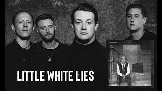 Deaf Havana - Little White Lies ft. Portia Conn (w/Lyrics)