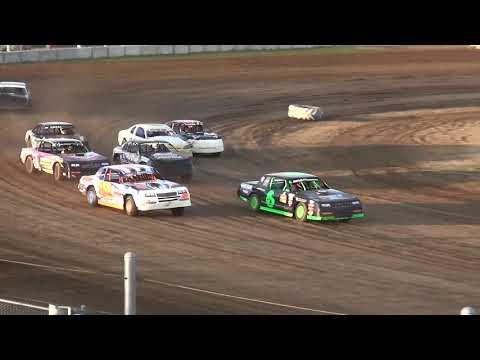 IMCA Stock Car Heats Independence Motor Speedway 5/4/19