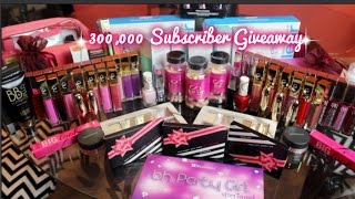HUGE 300,000 Subscriber Giveaway! (CLOSED) Thumbnail