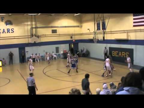 Stone Beckwith (Beal City High School) Highlights 2009-2010