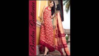 gul ahmed lawn collection 2012 Thumbnail