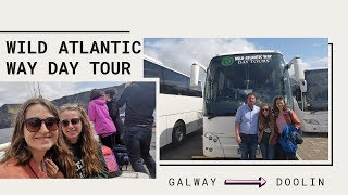 Wild Atlantic Way Day Tour | Travel Vlog