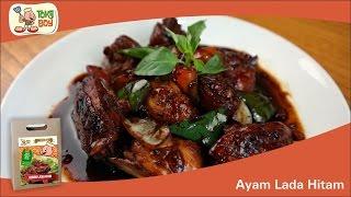 Menu alternatif dengan bahan daging ayam untuk santapan keluarga yakni Ayam Lada Hitam. Resep praktis dengan bumbu siap saji TokeBoy, jadikan menu ...