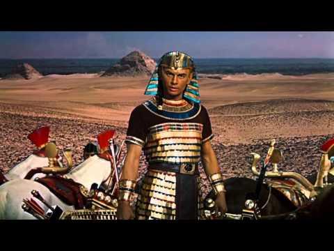 Rameses Banishes Moses The Ten Commandments, 1956