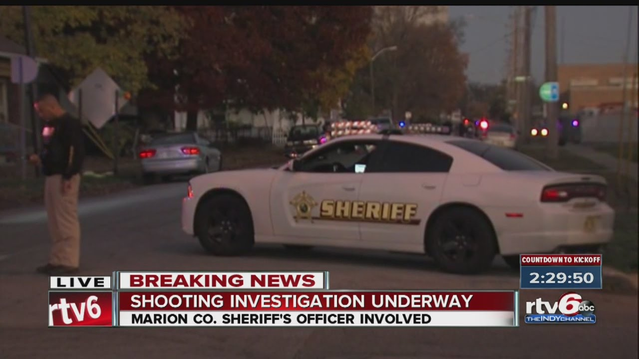 IMPD investigating shooting involving Marion County ...