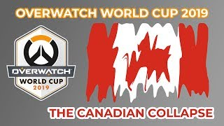 THE CANADIAN COLLAPSE - Overwatch World Cup Roundup 2019