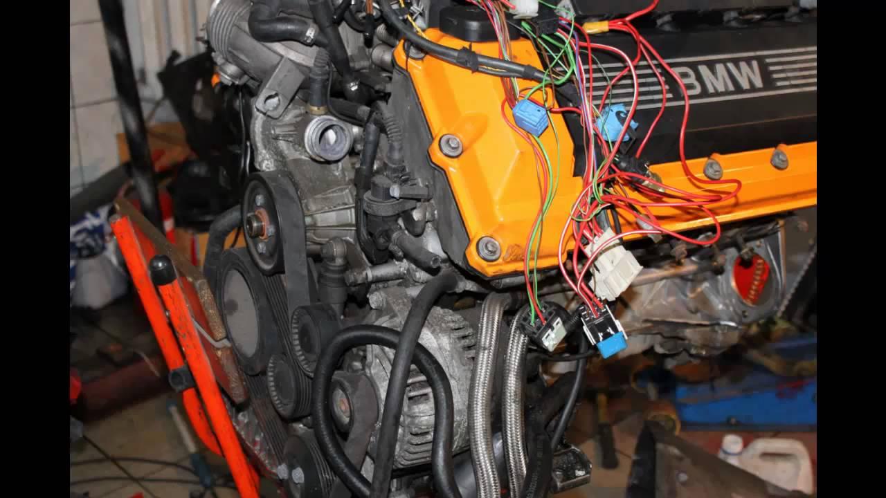 Swap Bmw E30 V8 4 4