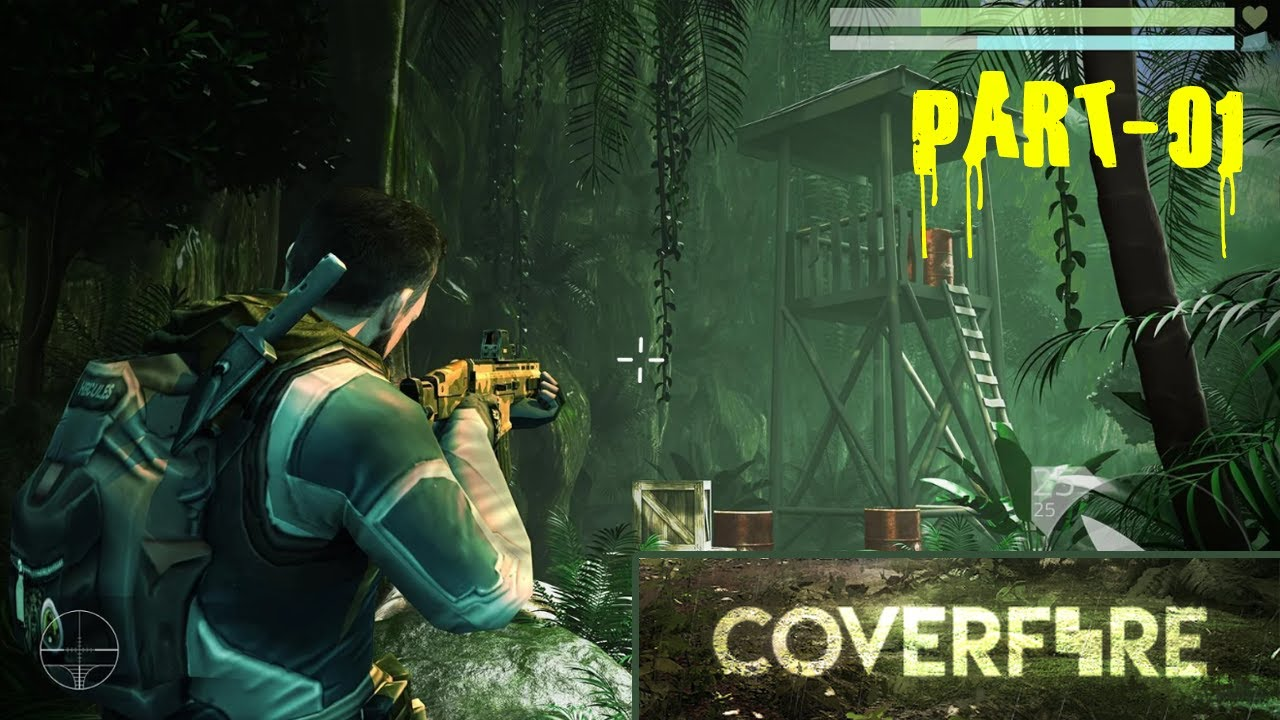 Cover Fire: Offline Shooting Games Android Gameplay #1 (SNIPER OPS Skirmish: Underground)