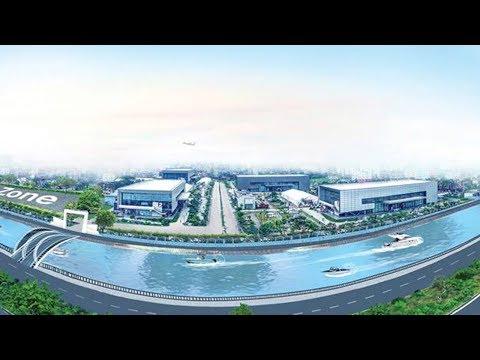 International Convention Centers In Asia - Insane Futuristic Architectural Designs