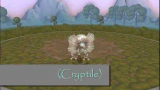 The Future is Wild Creatures (Spore versions)