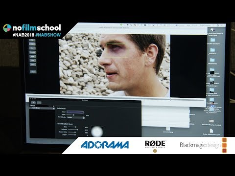 CoreMelt Reveals Its Impressive New Planar Tracking Paint Tool for Final Cut Pro X