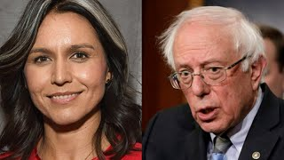 If Tulsi Gabbard Can Give A Powerful Response Why Can't Bernie Sanders, From YouTubeVideos