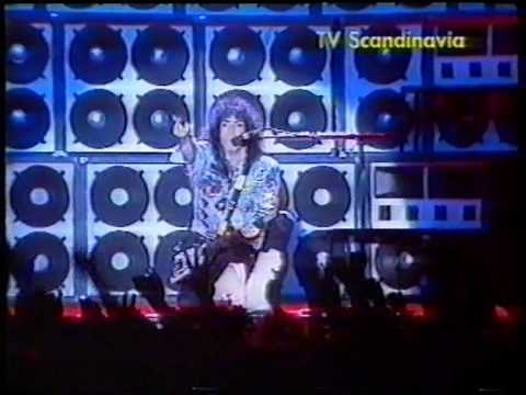 Kiss: Love Gun, Live In Stockholm 1988