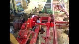 Frick 00 Sawmill Restoration