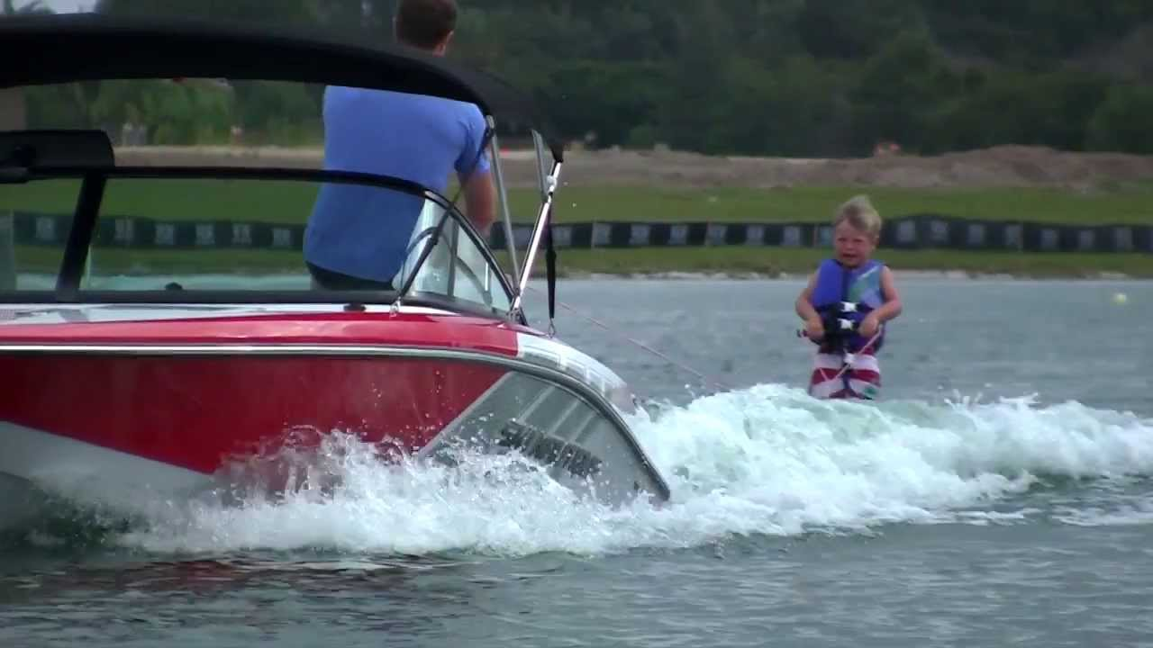 Kids Water Skis >> Teach Your Kids How To Waterski Quick And Easy