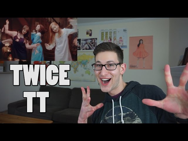 TWICE(트와이스) - TT MV Reaction