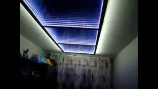 светодиодная люстра с эффектом бесконечности(, 2014-01-16T20:14:26.000Z)