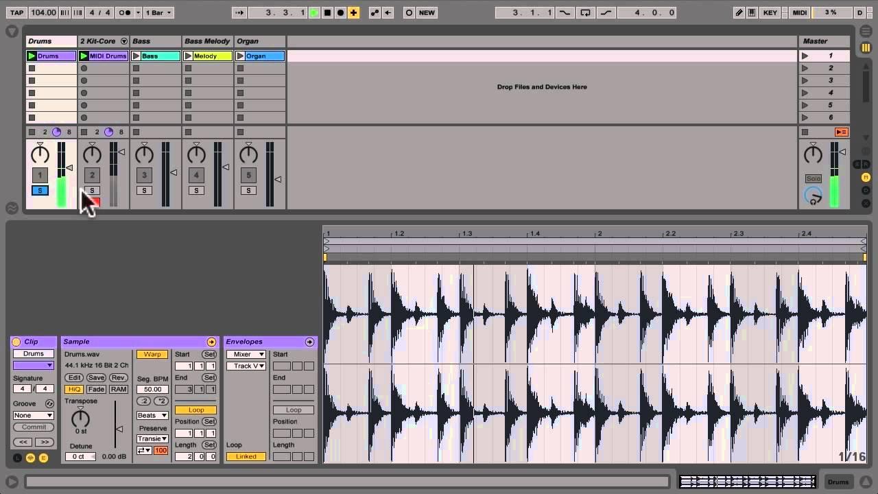 Ableton Live 10: MIDI Capture Tips & Tricks : Ask.Audio