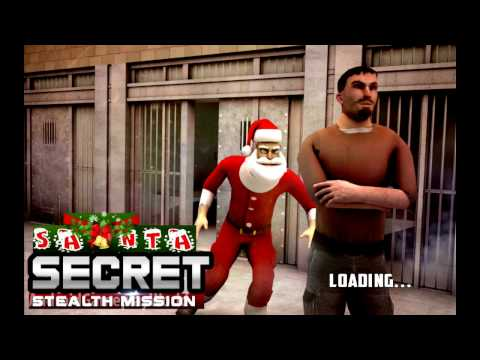 Santa Secret Stealth Mission Android Gameplay