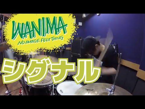 【WANIMA】「シグナル」を叩いてみた【ドラム】
