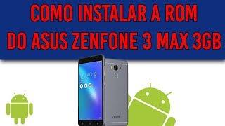 Custom Rom Zenfone 3 Max Zc553Kl