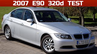 2007 BMW 320d (E90) Start Up, Exhaust, and In Depth Review