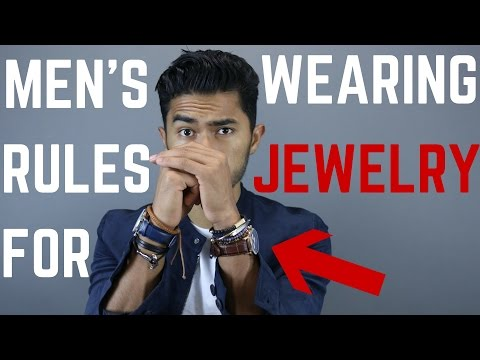 The Do's & Don'ts Of Wearing Jewelry For Men