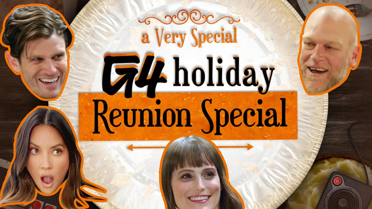 Download A Very Special G4 Reunion Special | Full Video