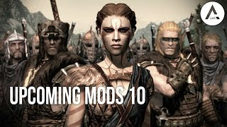 5 Brand New Upcoming Console Mods 10 - Skyrim Special Edition (PS4/XB1/PC)