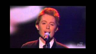 Watch Clay Aiken Bridge Over Troubled Water video