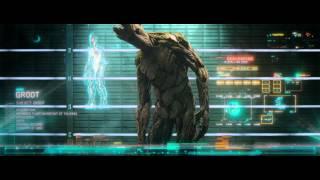 Стражи Галактики / Guardians of the Galaxy (2014) / Русский трейлер [HD]