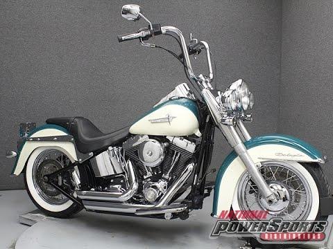 Harley Davidson Softail Deluxe >> 2009 HARLEY DAVIDSON FLSTN SOFTAIL DELUXE - National Powersports Distributors - YouTube