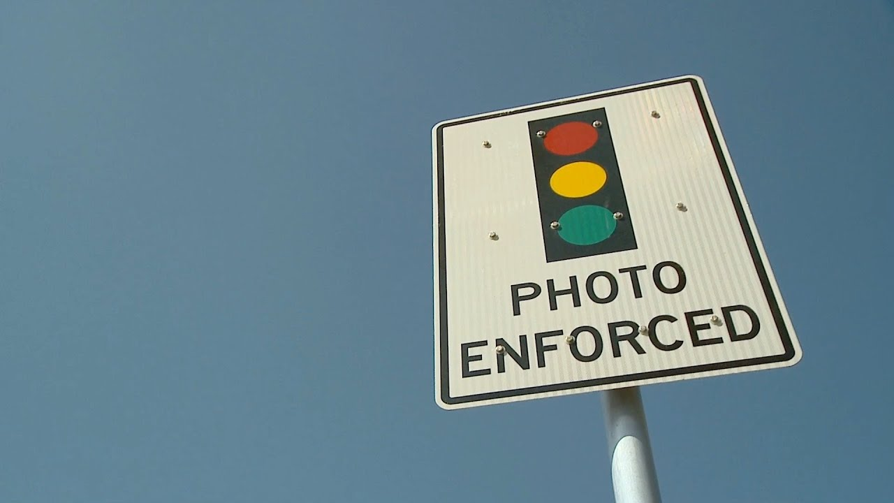 Ohio lawmakers try again to restrict red light cameras