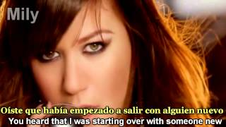 Kelly Clarkson - Stronger (What Doesn