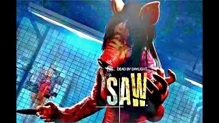 Dead by Daylight - Saw & Jigsaw Official Trailer - Action Horror Game 2018 [XBOX ONE/ PS4/ PC]
