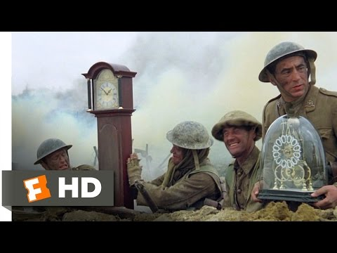 The Meaning of Life (5/11) Movie CLIP - Goodbye Gifts on the Battlefield (1983) HD