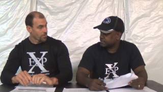 The Program - J. Cleezy and Dave Brixius - 2013 CFA Semi-Final Playoff Games