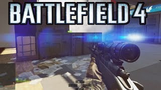 "Battlefield 4 Multiplayer Gameplay on ""Xbox One"" - M40A5 Sniper ""BF4 Multiplayer Gameplay"""