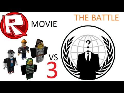 Admins VS Hackers 3 - UNEXPECTED ENEMY - ROBLOX Movie by Roblox Minigunner