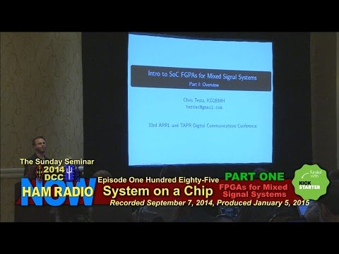 HRN 185 - 1: System on a Chip - DCC Sunday Seminar
