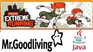 """Playman Extreme Running"" - Mr. Goodliving Ltd. 2006 year (Java Game)"