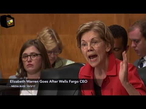 Elizabeth Warren Destroys Wells Fargo CEO! Are You Kidding Me? You Cheated Millions of People!